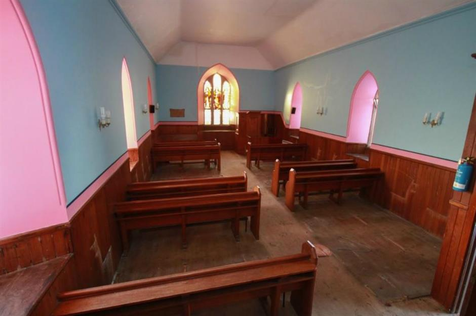 Abandoned Churches For Sale That Are Simply Divine Loveproperty Com,Kelly Wearstler Kitchen Design
