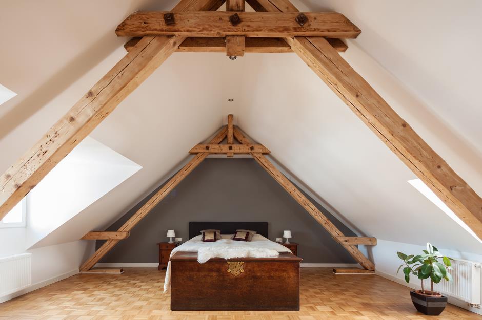 Renovating for profit: Attic bedroom conversion