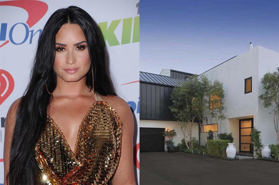 La maison où Demi Lovato a eu une surdose est en vente pour près de 9 millions de dollars