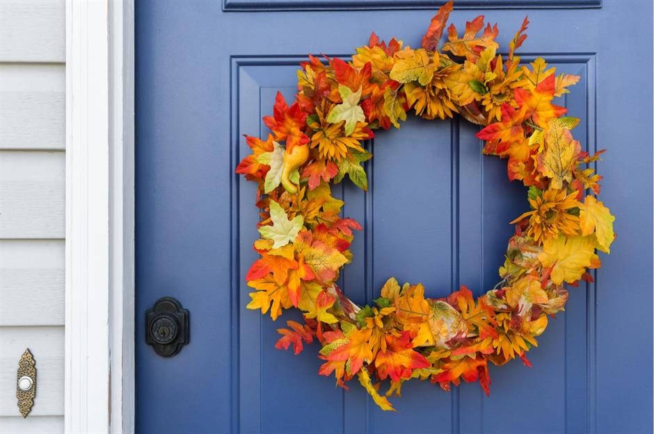 Fall For These Autumn Wreath Ideas Loveproperty Com