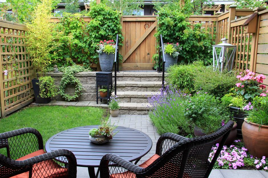 Stylish but simple small garden ideas | loveproperty.com