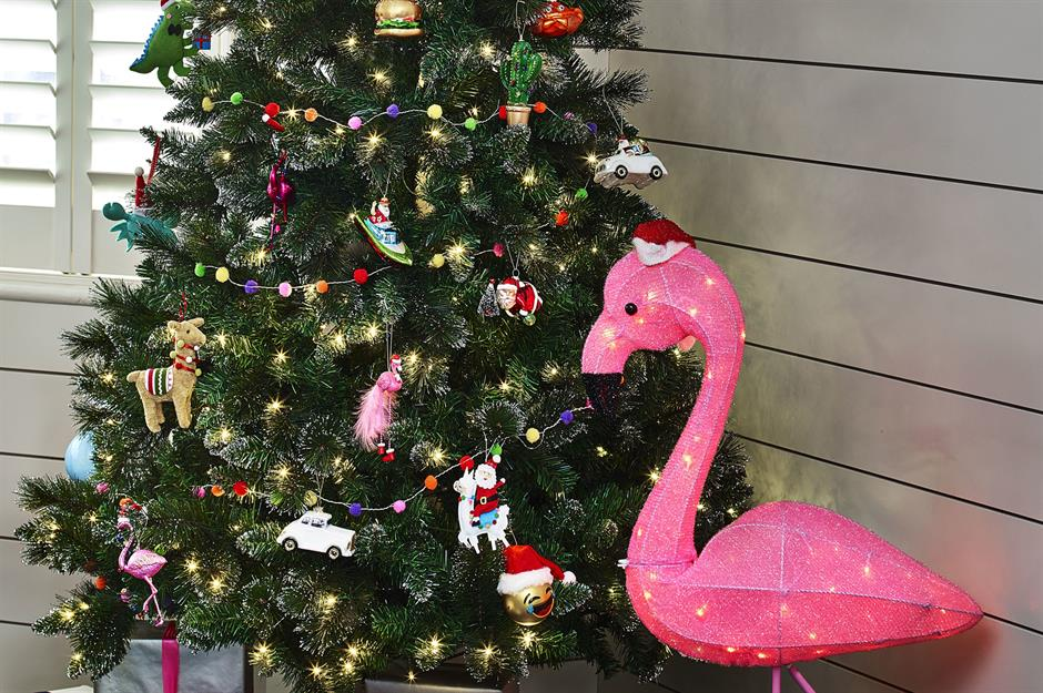 Pink Christmas Tree Decorations Ideas.Christmas Tree Decorating Ideas For Every Style And Budget