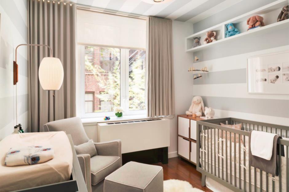30 Adorable Unisex Nursery Ideas