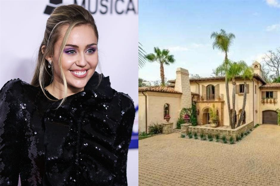 From Madonna To Miley Celebrity Childhood Homes From Before They Were Famous Loveproperty Com