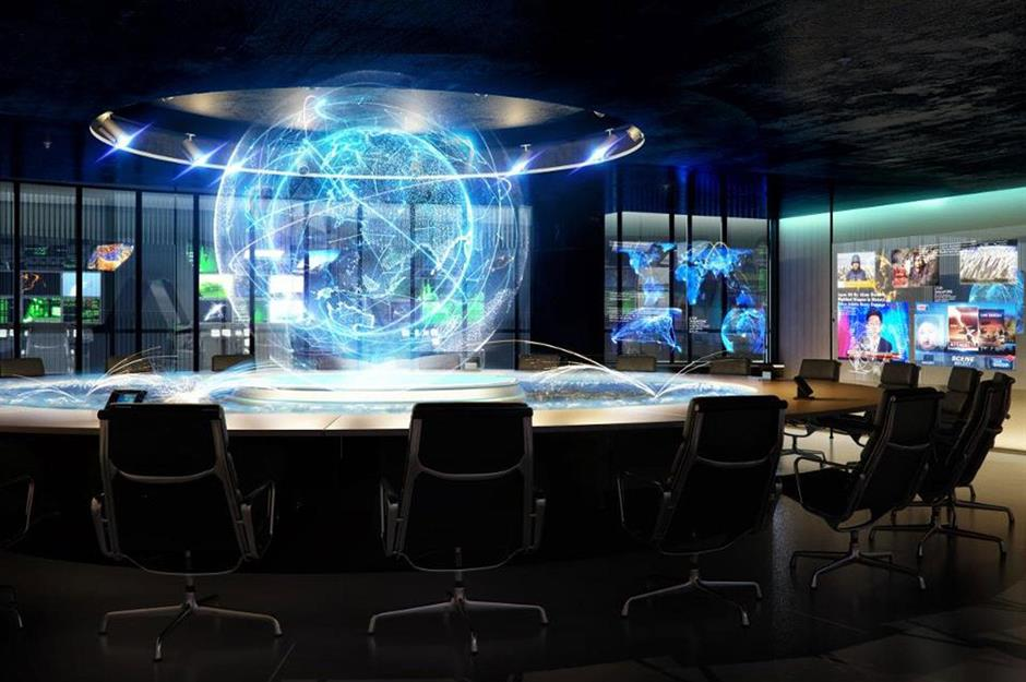 Billionaire bunkers to survive the end of the world