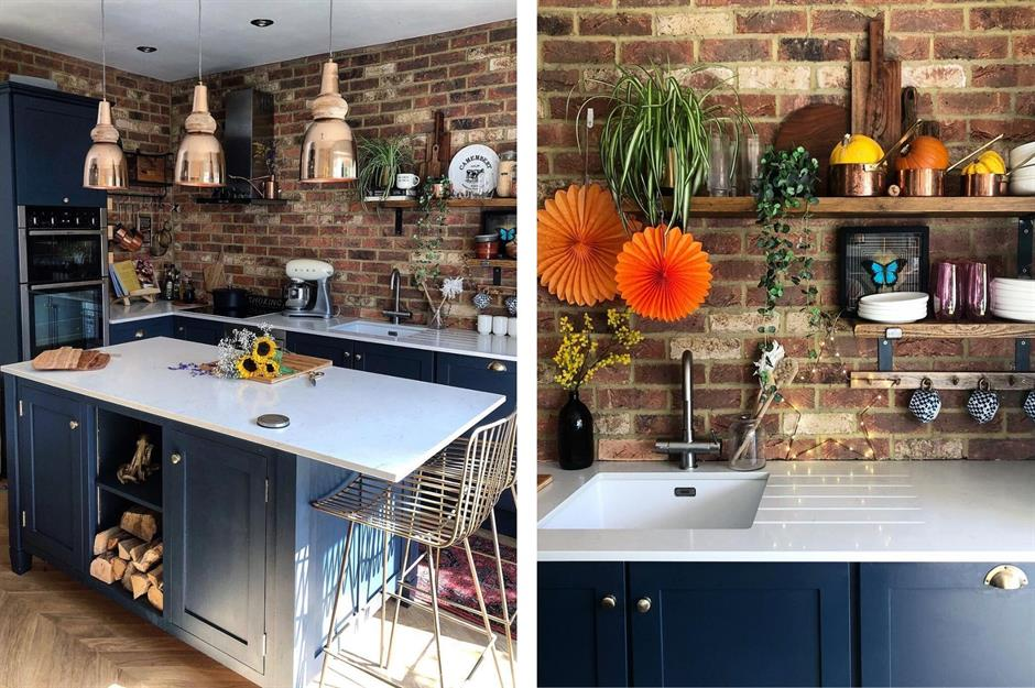 13 Brilliant Upcycled Kitchens Made On A Shoestring Loveproperty Com