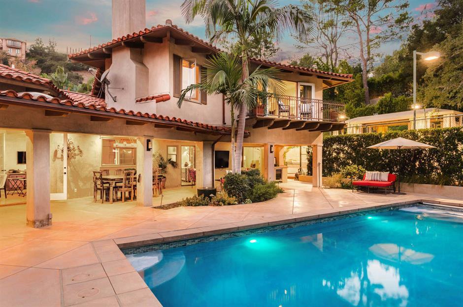 Anna Faris And Chris Prattu0027s L.A. Home, $4.9 Million ...