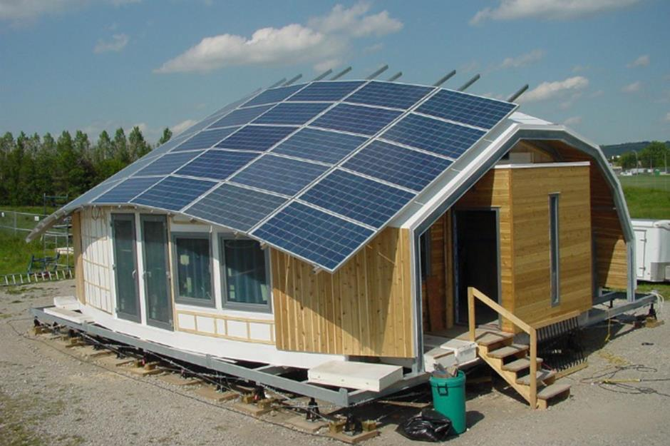 Team Canada\u0027s Solar Decathlon TRTL Solar Shell Home & These ingenious movable homes could set you free | loveproperty.com