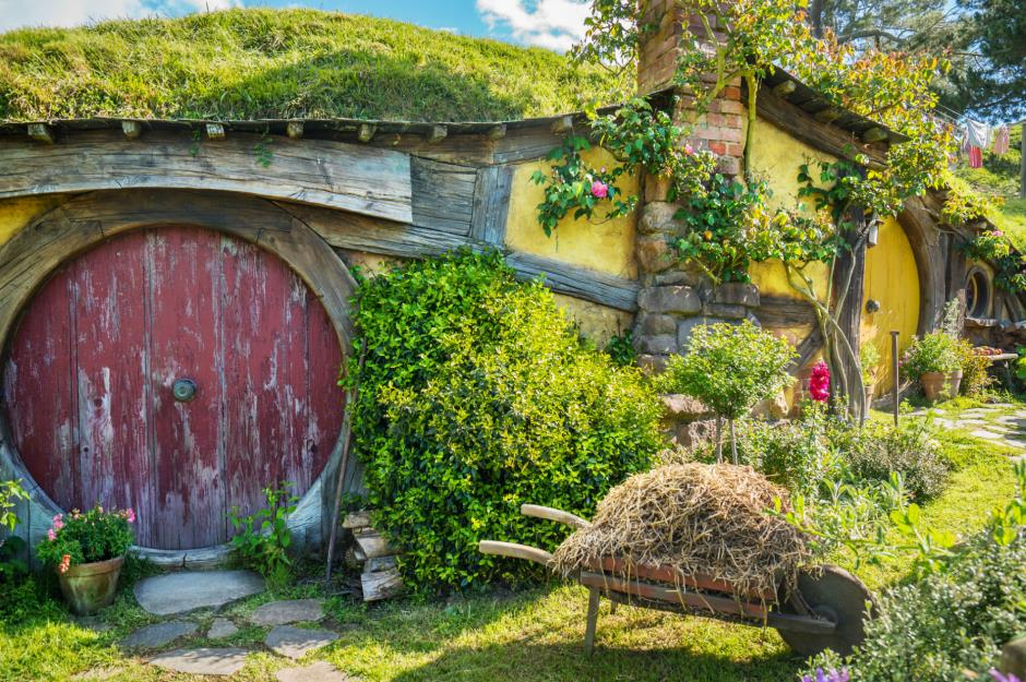 The Hobbit House New Zealand