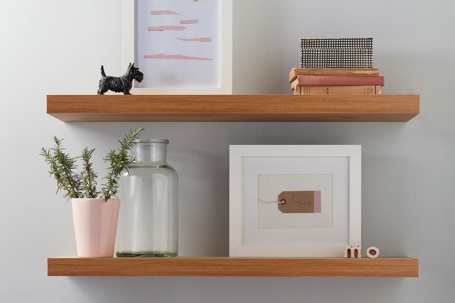 40 Instant Coverups That Will Transform Your Home In Minutes Extraordinary Floating Shelves BQ