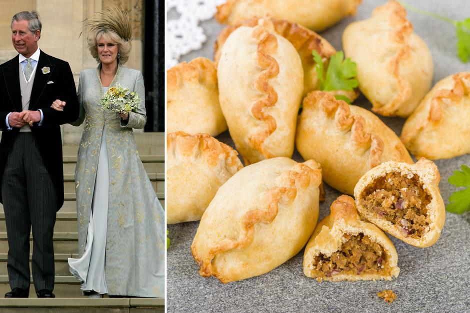 Amazing royal wedding dishes throughout history   lovefood com