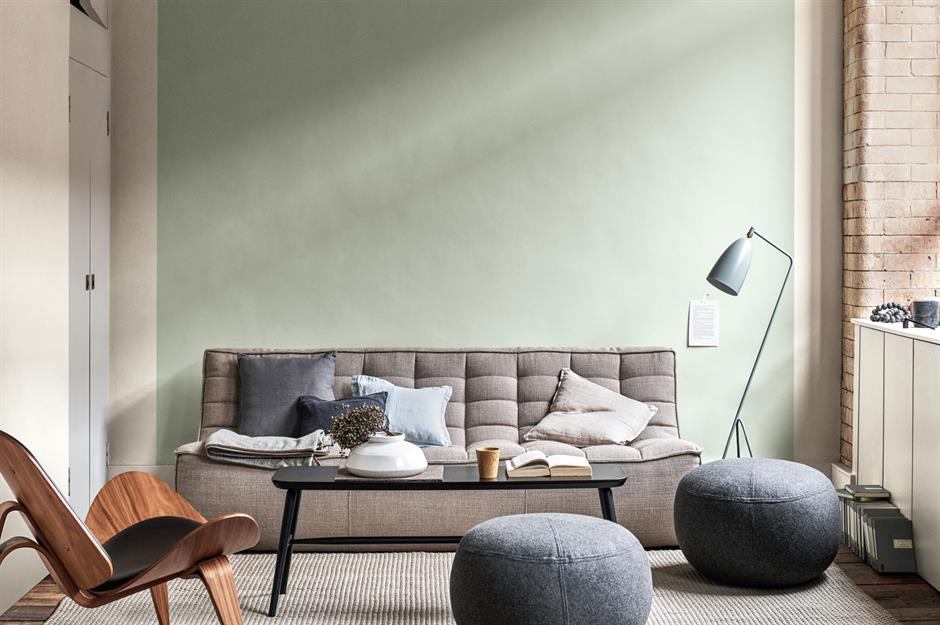 Fall for a feature wall