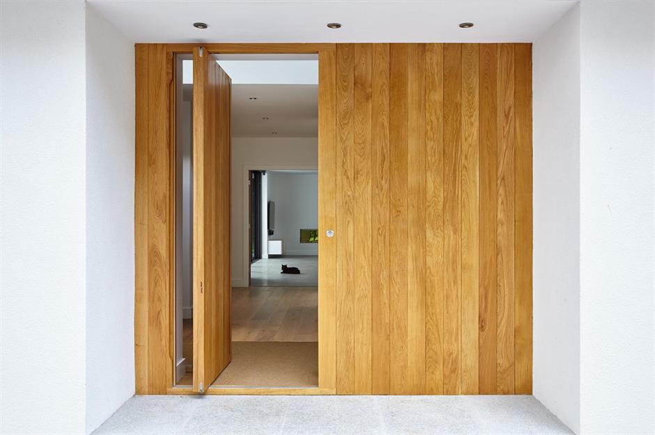 Pick A Pivoting Door. Urban Front