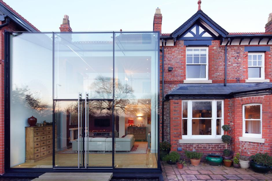 Glass Extension Ideas To Transform A Home Lovepropertycom
