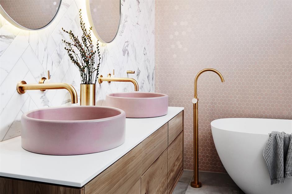Affordable Luxury Bathroom Ideas
