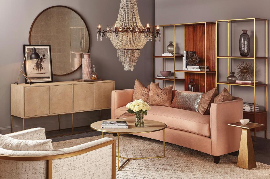 31 Secrets Only Interior Designers Know. Rose Living Room ...