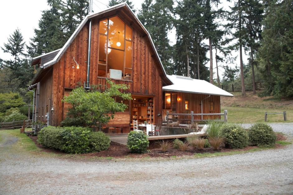 Beautiful American Barns That Have Been Turned Into Dream Homes