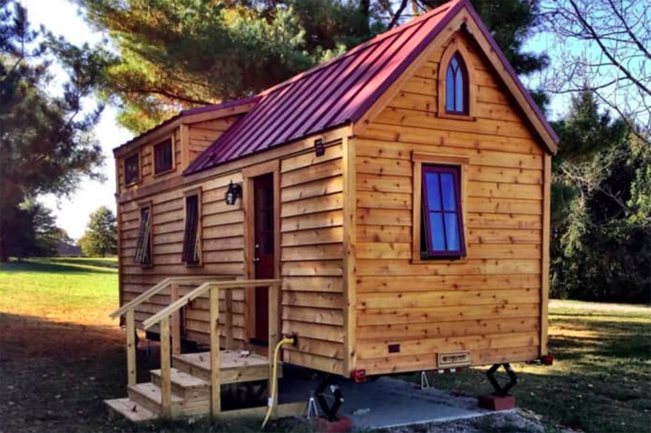 Miraculous The Most Adorable Tiny Houses In Every State Loveproperty Com Home Interior And Landscaping Ologienasavecom