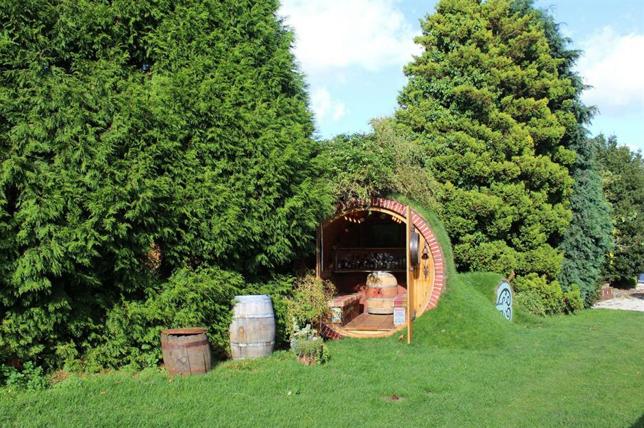 Real-life hobbit homes that put The Shire to shame