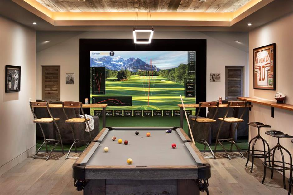The world's best man caves that everyone can enjoy ...