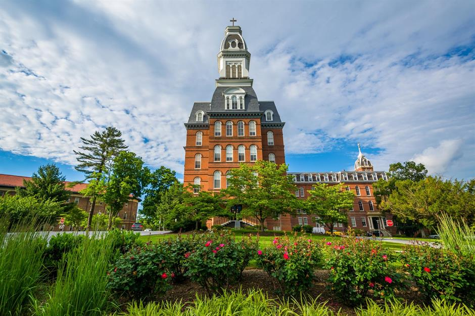 The Most Beautiful College Town In Every State And Dc Loveexploring Com