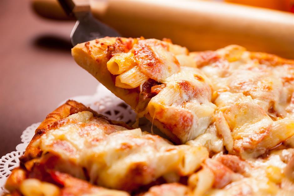 Bananas Raisins The World S Weirdest Pizza Toppings Lovefood Com