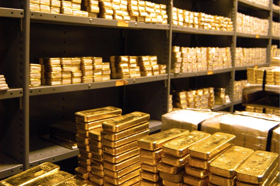 Largest Gold Reserves