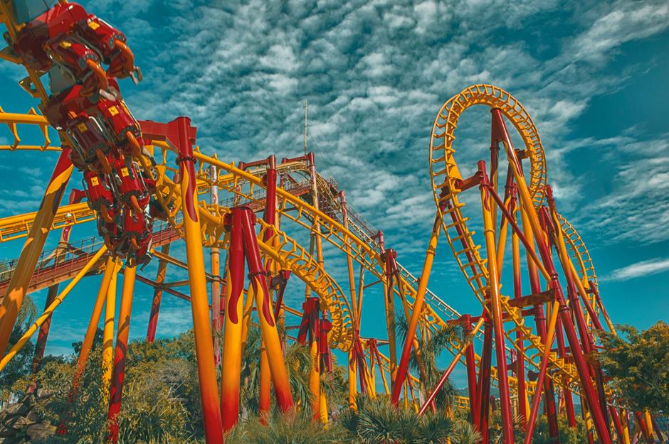 The Worlds Most Jaw Dropping Roller Coasters You Wont Dare To Ride
