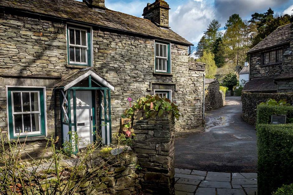 Grasmere Cumbria England