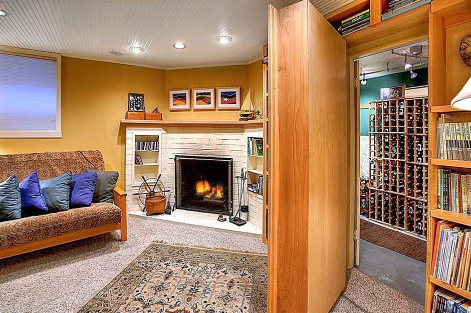 Homes With Secret Rooms Hidden Inside