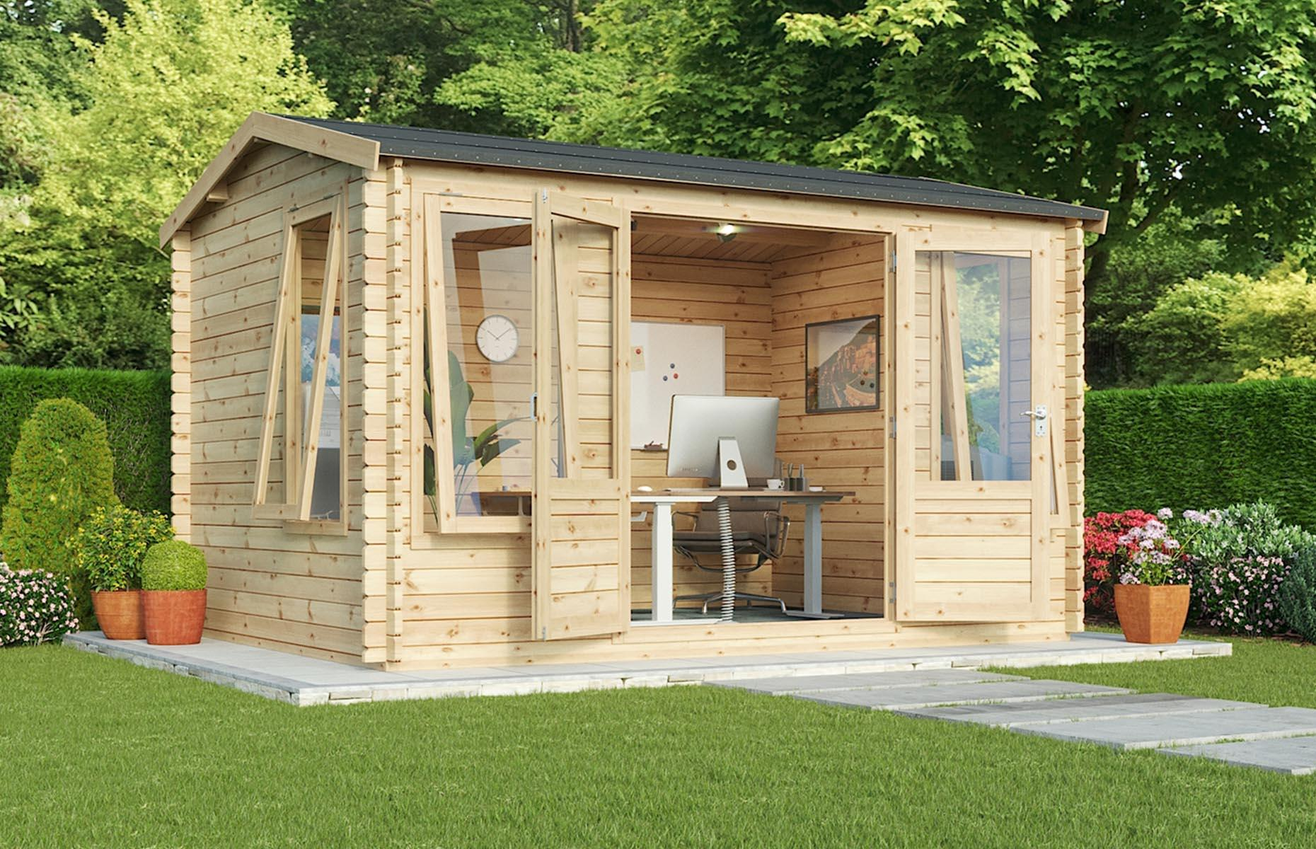 Garden rooms that are better than your house  loveproperty.com