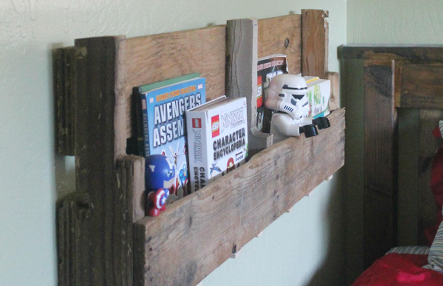 30 Cool Wood Pallet Ideas For The Home And Garden