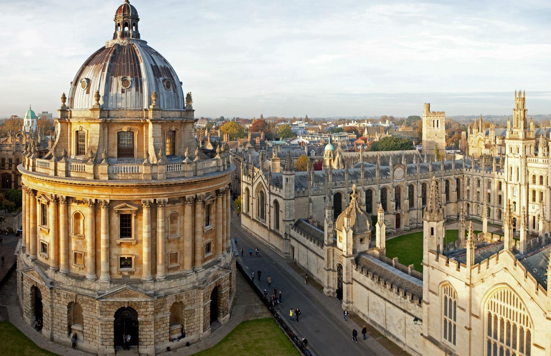 Oxford, Radcliffe Camera
