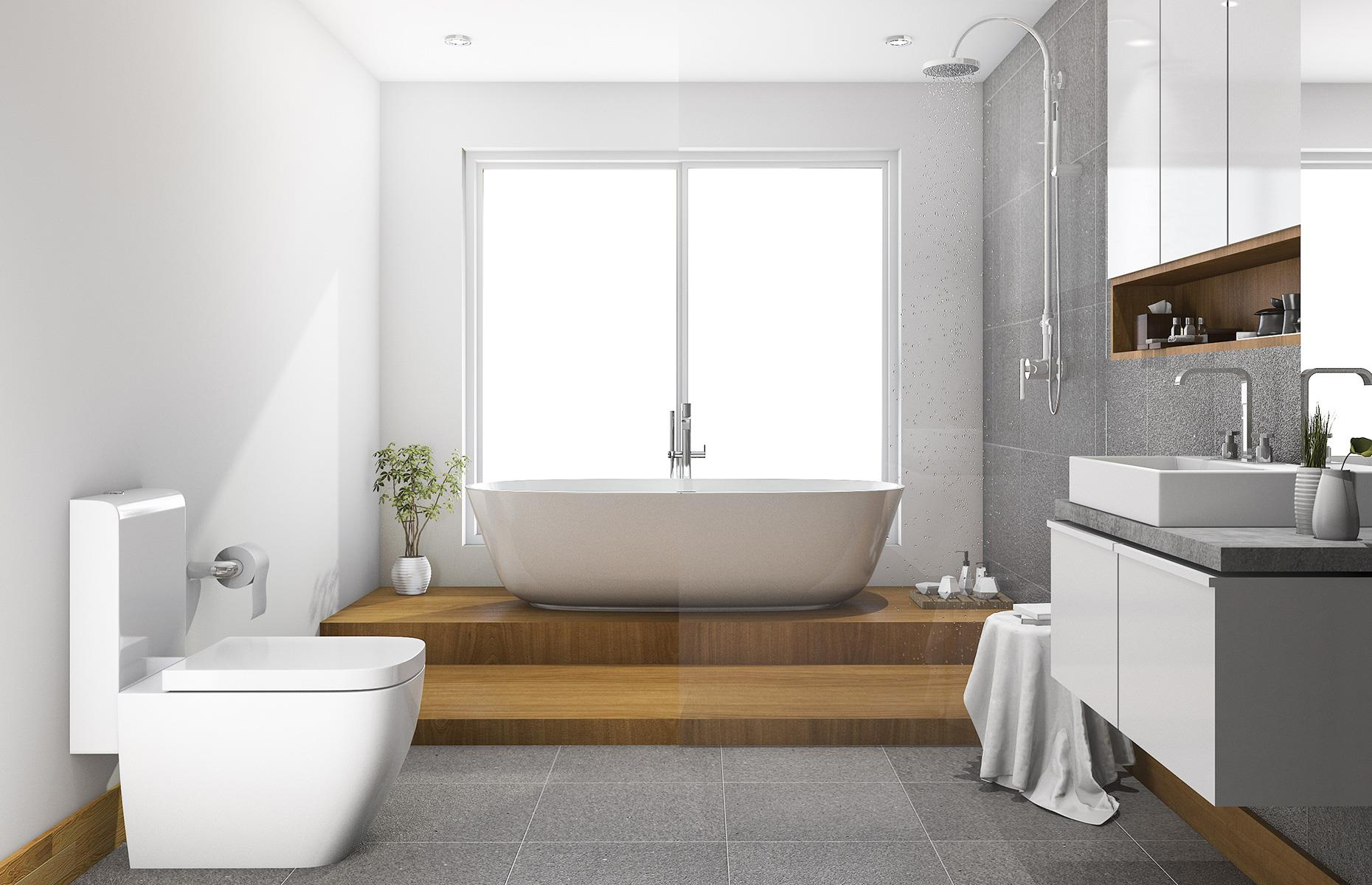 30 white bathroom ideas that are far from boring | loveproperty.com