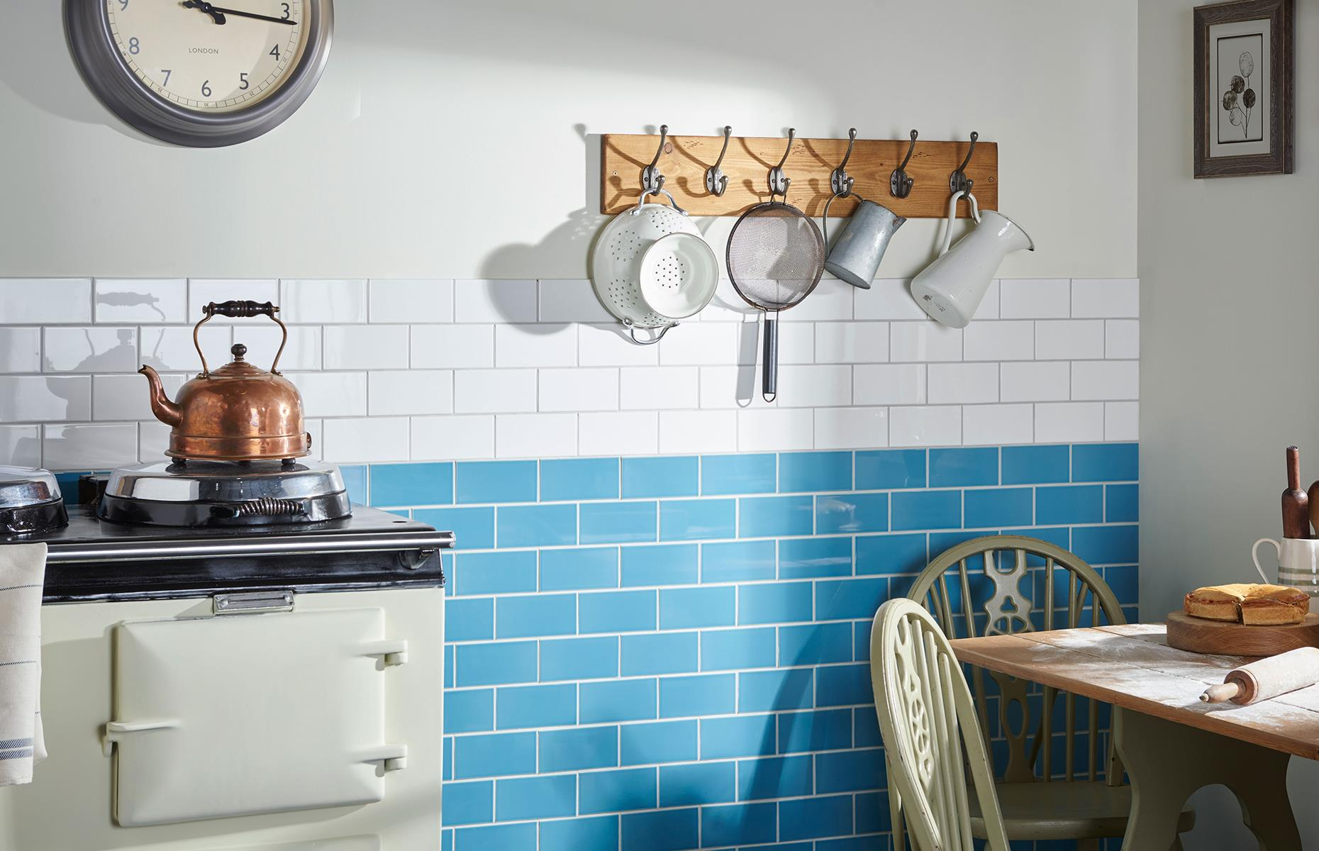 Kitchen wall tiles: Ideas for every style and budget | loveproperty.com