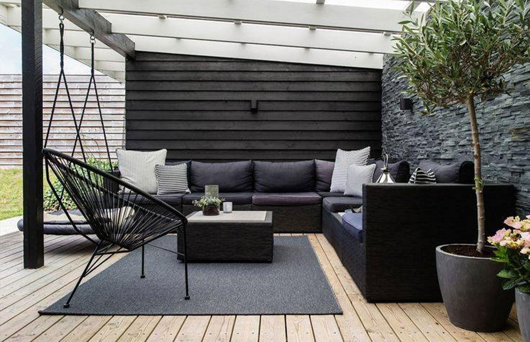 Patio And Decking Ideas To Create Your Own Summer Terrace