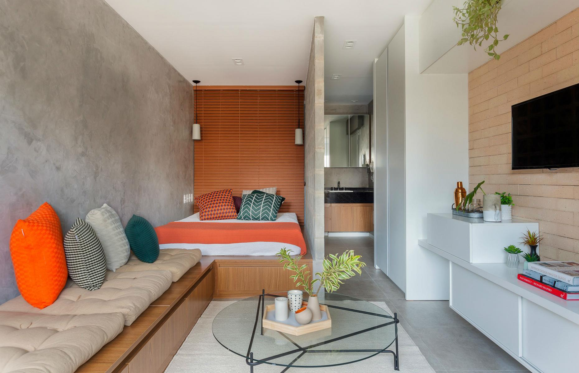 15 amazing studio apartments that do it all in one room