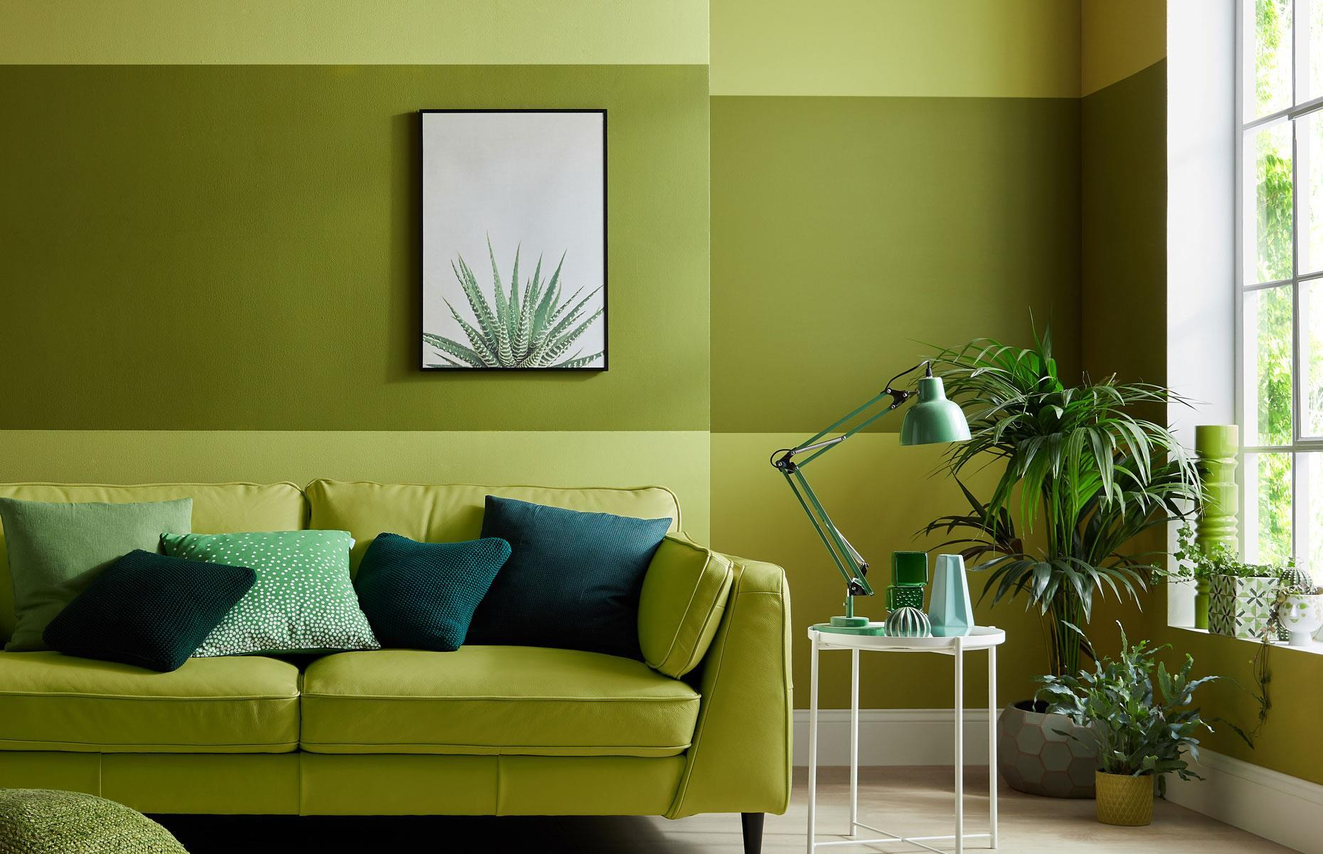 Green decor be inspired by these fresh decorating ideas ...