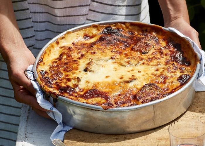 Classic moussaka recipe