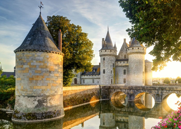 As new funding is announced for renovating ruins in france weve found these stunning french chateaux so you can get your fairy tale ending
