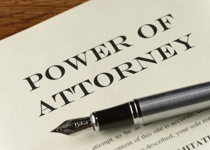 How To Set Up Power Of Attorney Lovemoney
