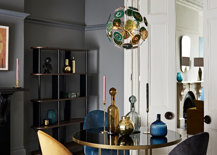 11 of the coolest contemporary chandeliers