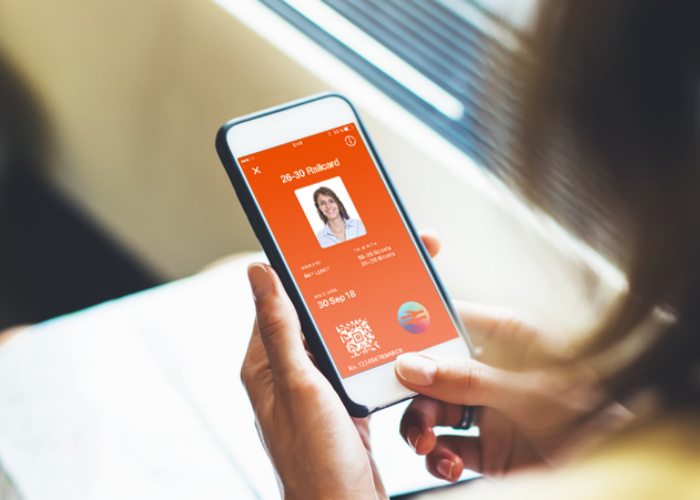 The 26-30 railcard is making a return in 2019 (image: Rail Delivery Group)