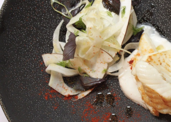 Michel Roux Jr S Fillet Of John Dory With Coconut And Lime Salad Recipe