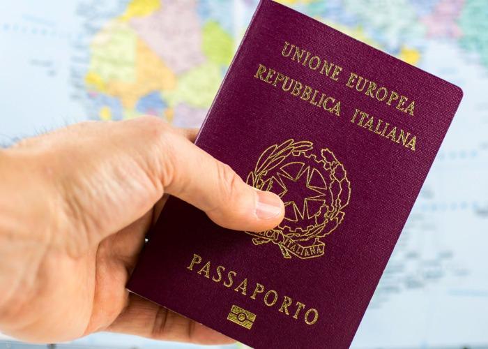 Eu Passport Applying For A Second Passport From Ireland Spain