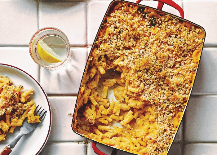 Vegan mac 'n' cheese recipe