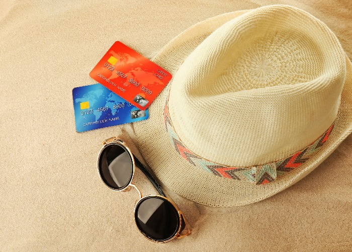 Paying for a holiday? Use your credit card