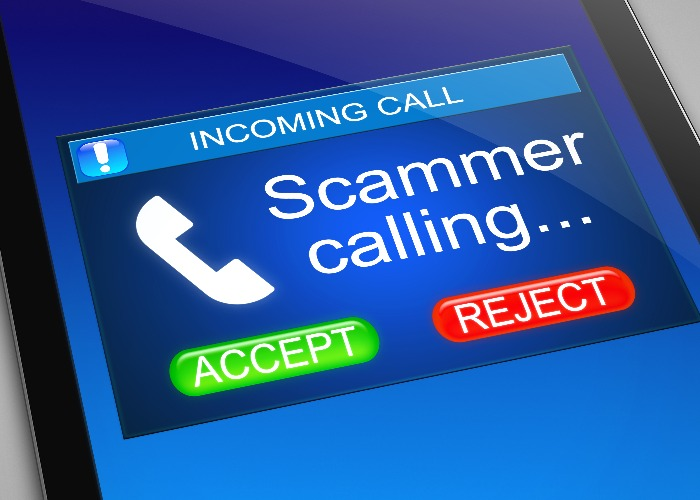 Cold calling scams (Image:Shutterstock)