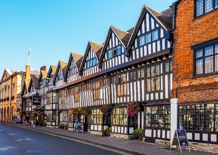 5 Shakespeare hot spots in Stratford-upon-Avon