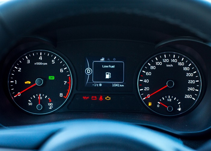 Car dashboard lights: what they mean and how much each ...